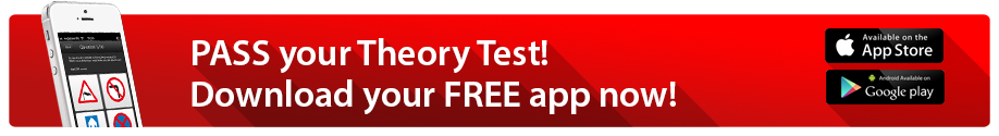 Pass your theory test, Download your free app
